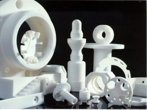Custom Machined Technical Ceramic Macor Parts